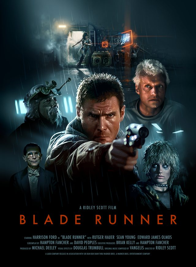 Blade Runner - bicak sirti