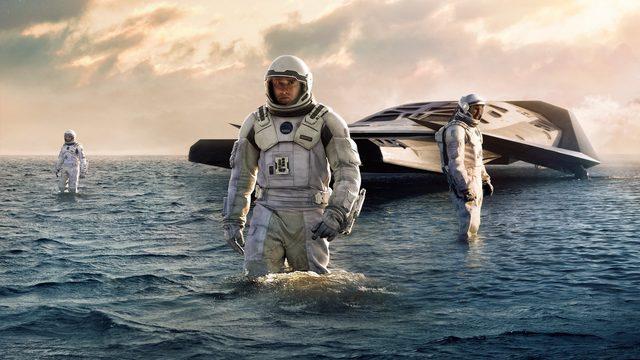 Interstellar - Yıldizlararasi