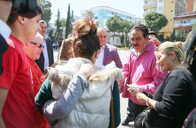 İbrahim Tatlıses oyunu İzmir'de kullandı