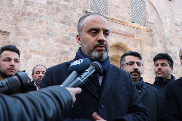 Yeniden seçilen Alinur Aktaş: Bursa kararını vermiştir