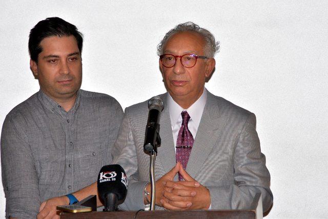 Mersin'de, Roman Sesini Güçlendirme Çalıştayı başladı