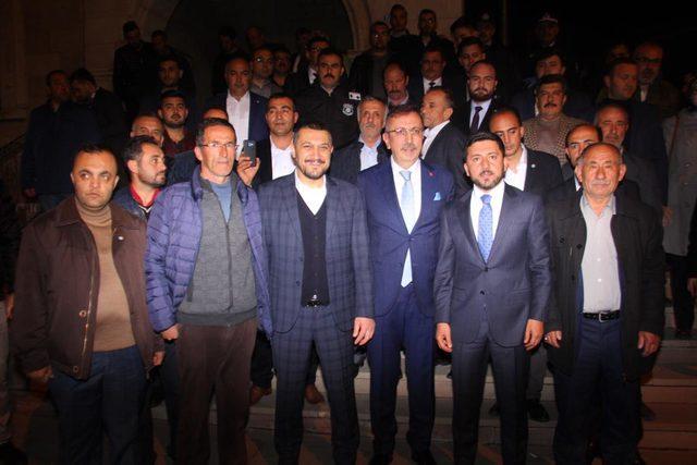 Nevşehir Belediye Başkanı seçilen Arı, görevine başladı