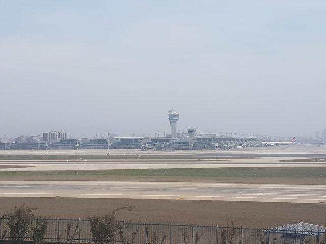 Atatürk Havalimanı apronu boş kaldı