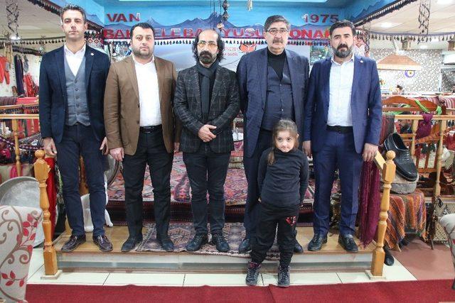 Yeniden Refah Partisi teşkilatı basınla bir araya geldi