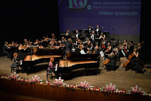 18'inci Mersin Uluslararası Müzik Festivali'ne kapalı gişe başlangıç