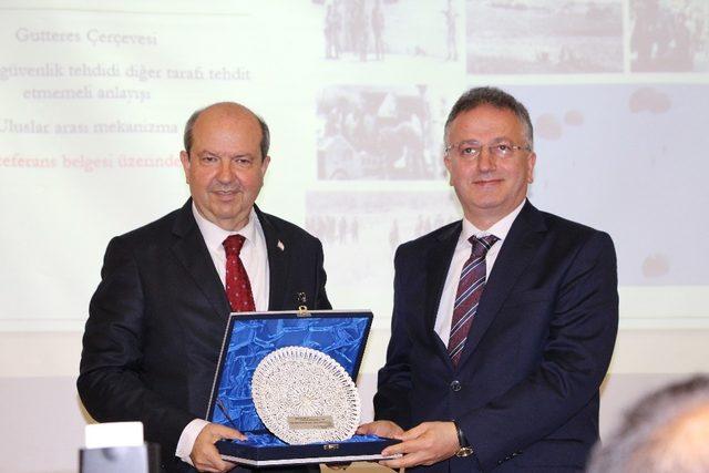 KKTC Ulusal Birlik Partisi Genel Başkanı Tatar: