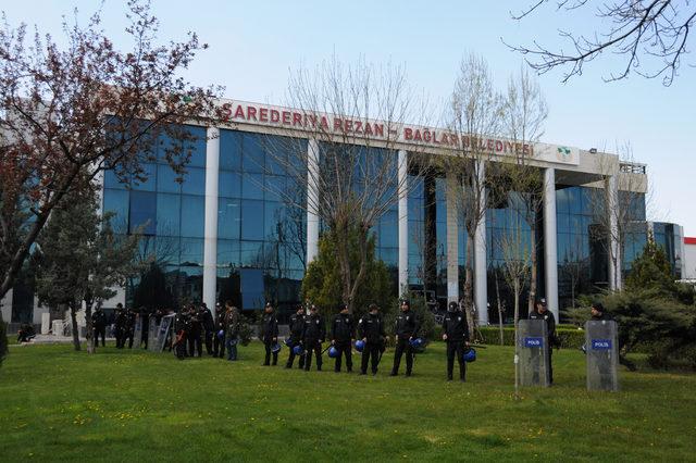 Diyarbakır'da HDP'den 'mazbata' tepkisi
