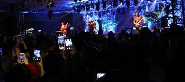 Hilton'da Mabel Matiz konseri
