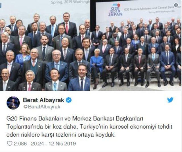 albayrak twit