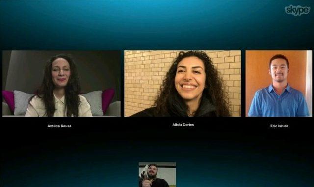 Skype-üzerinden-ekran-paylaşım-özelliği-geldi