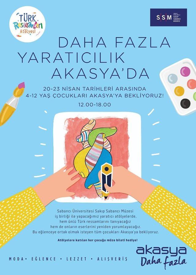 23 Nisan'da çocuklar için özel etkinlik