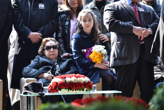 Turgut Özal ölümünün 26. yılında mezarı başında anıldı