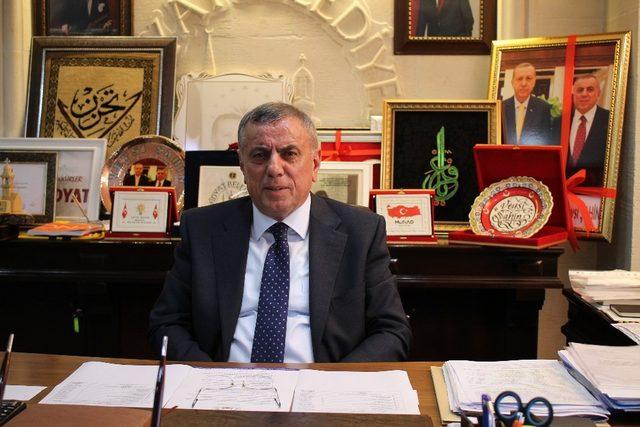 Midyat Belediye Başkanı Şahin: