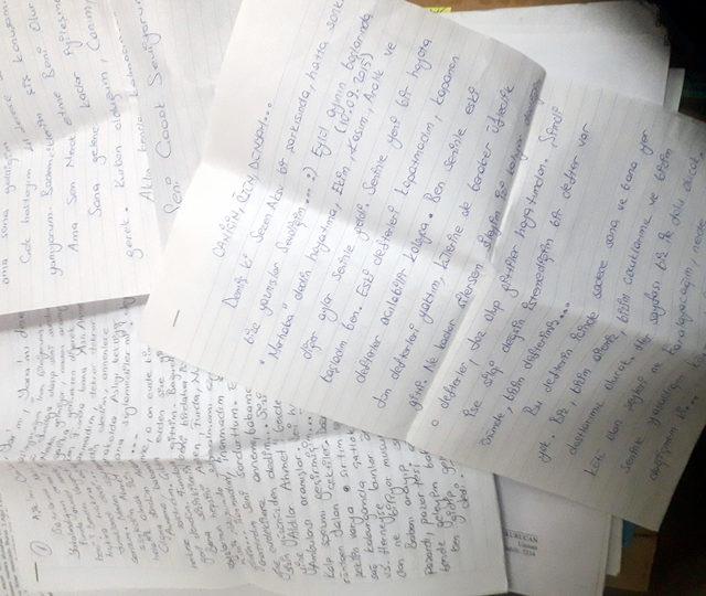 Pompalı tüfekle sevgilisini vurmuştu, aşk mektuplarını delil olarak sundu