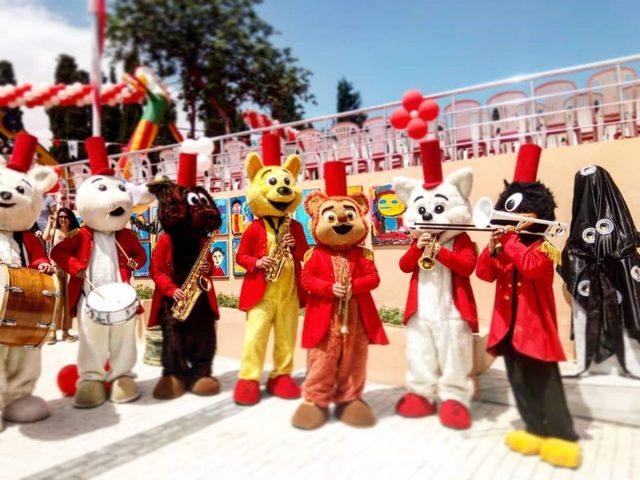 23 Nisan'a özel 'Çocuk Festivali'
