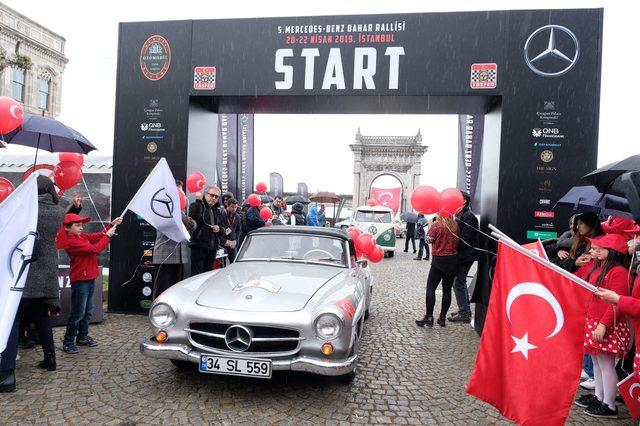 Mercedes-Benz Bahar Rallisi 2019 Başladı (3)