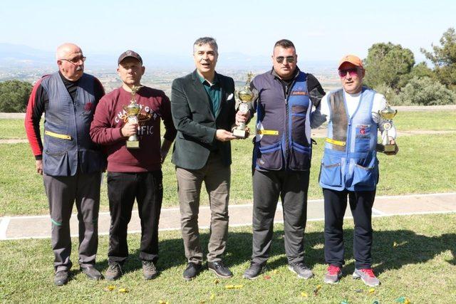 Mesir Kupası Skeet Yarışması'nda ödüller sahiplerini buldu