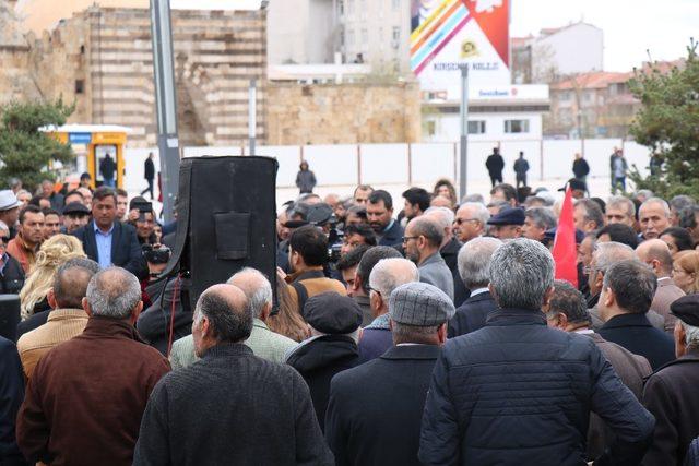 Siyasi partilerden CHP Liderinin saldırıya uğramasına ortak deklarasyon