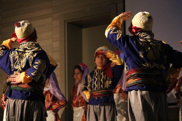 Kırşehir'de, 23 Nisan Ulusal Egemenlik ve Çocuk Bayramı coşkusu