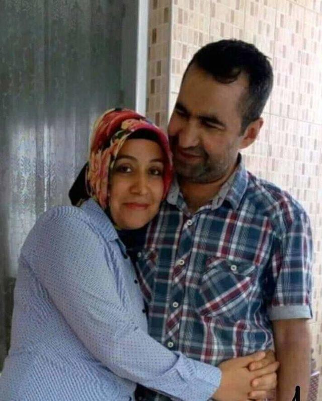 4 aylık hamile eşini 2 çocuğunun gözleri önünde öldürüp, intihar etti (2)