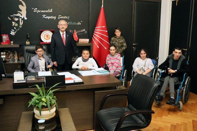 Kılıçdaroğlu: 'Kuvvetler ayrılığı' ilkesi fiilen ortadan kalkmıştır