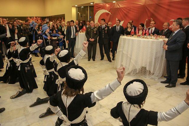 """Ordu Valisi: """"Türkiye küresel güçtür"""""""