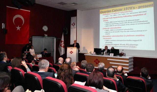 Adana'da 4. Geleneksel Jinekolojik Onkoloji Günleri