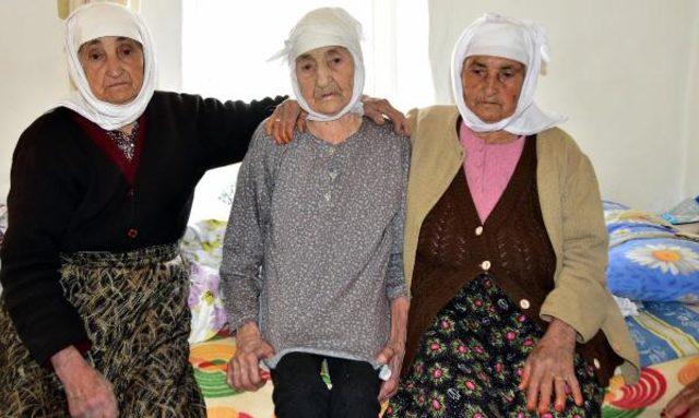 Muğla'da yaşayan Ayşe ninenin yaşını duyanlar şaşıp kalıyor