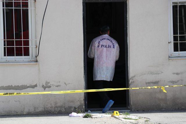Nakliye firması sahibi, silahlı saldırıda yaralandı