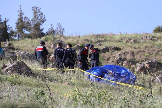Paraşüt pilotu hayatını kaybetti