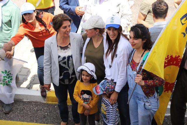 Mardin'de 1 Mayıs kutlaması
