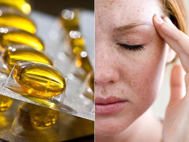 Diyetinizden Bu Vitaminleri Eksik Etmeniz Migren Riskinizi Arttırıyor!