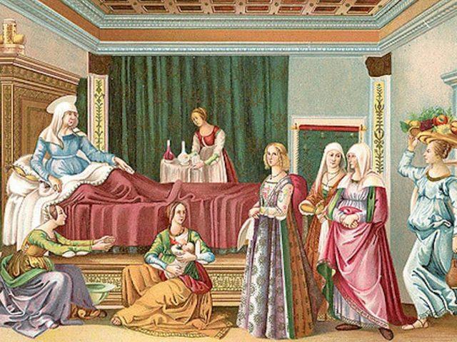 Eski Çağlarda Gerçekleştirilen En Garip 7 Doğum Ritüeli