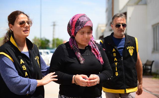 Suriyeli hamile kumasını bıçaklayarak öldürdü (2)