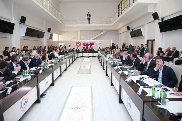 NATO Genel Sekreteri Stoltenberg Hatay'da
