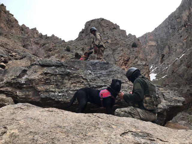 Başkale'de PKK'nın tuzakladığı EYP, bulunarak imha edildi