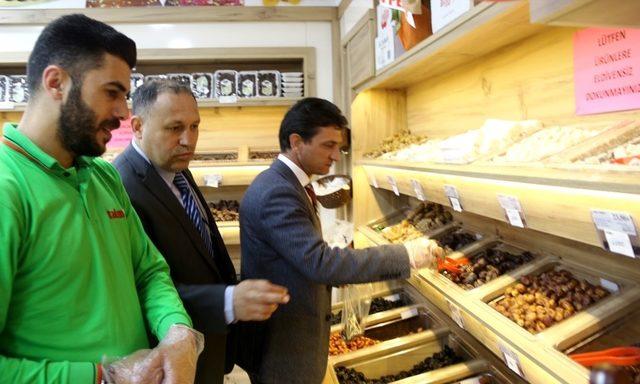 Yalova'da ki fırınlarda ramazan denetimleri