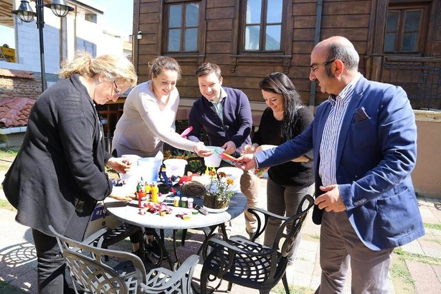 Edirne'de Anneler Günü etkinliği