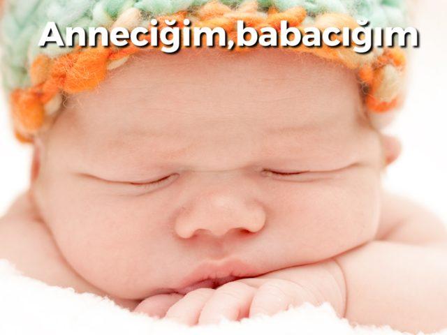 Küçük Bir Bebekten Ailesine Mektup