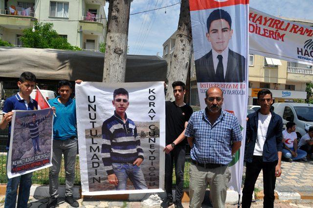 Reyhanlı'daki terör saldırısında hayatını kaybeden 53 kişi anıldı