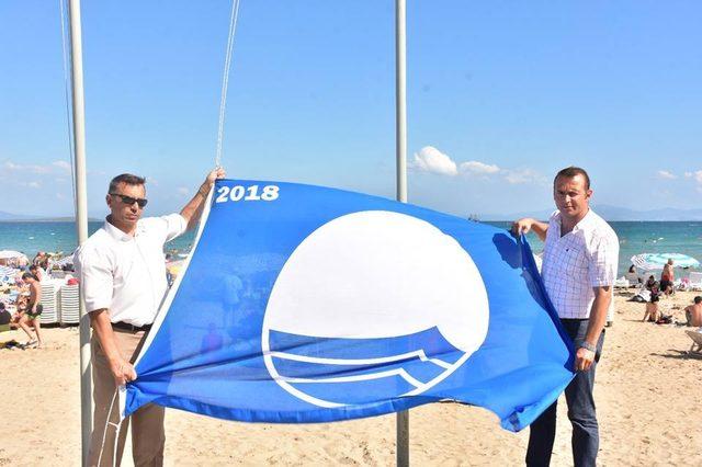 Didim'in mavi bayraklı plajları açıklandı