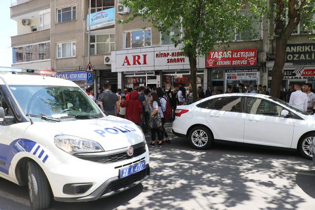 Tabancalı saldırıda yaralandı