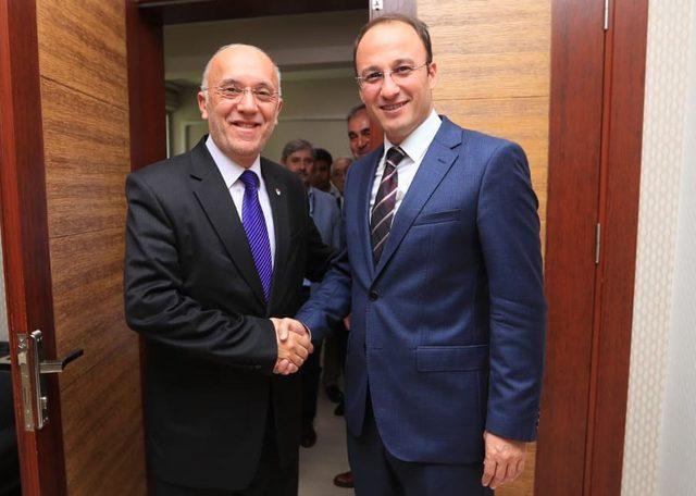 """Başkan Örki: """"Spor ile ilgili bir çok projemiz var"""""""