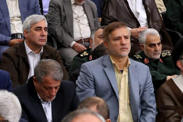 İran'ın dini lideri Hamaney: ABD'yle savaş olmayacak