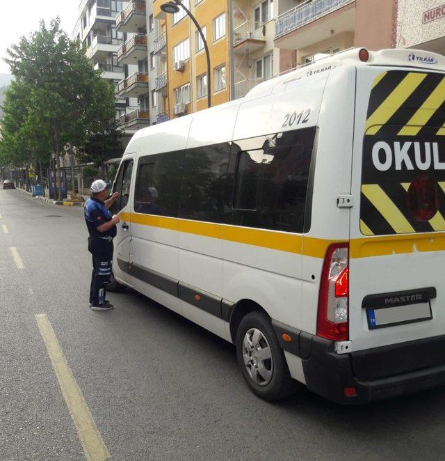 Manisa'da korsan taşımacılığa karşı sıkı denetim