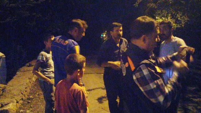 Tokat'ta 12 yaşındaki çocuk kayboldu, ekipler çalışma başlattı