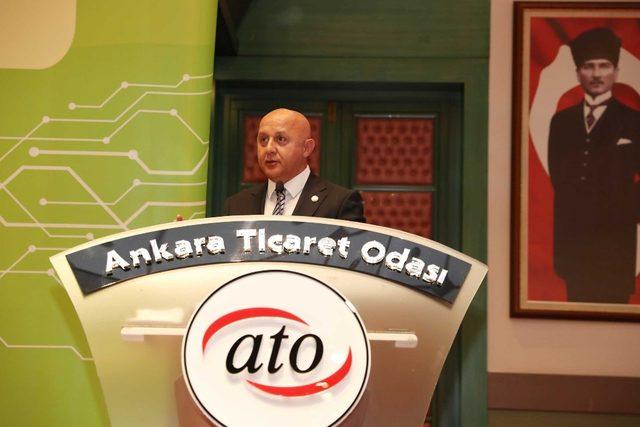 Tarımın geleceği ATO'da ele alındı