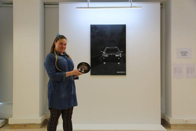 'Otomobillerin Hayatı' sergisi açıldı