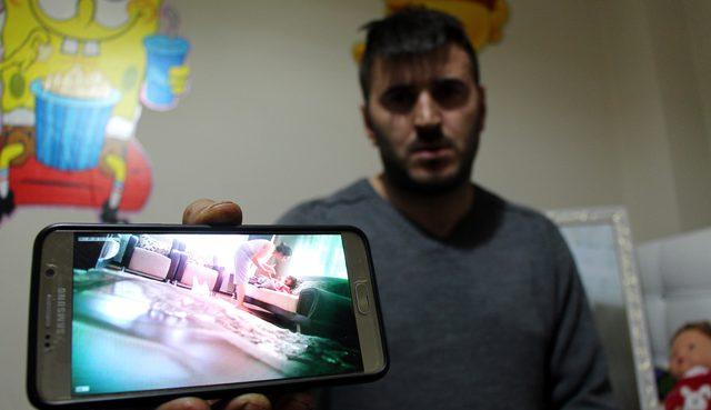2 yaşındaki kızını döven anneye 1 yıl 3 ay hapis cezası