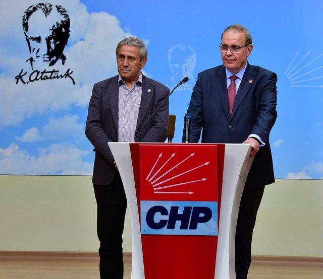 CHP'li Öztrak: Bu sıkıntıları çözmeye çalışacaksınız